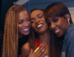 Beyonce, Michelle Williams & Kelly Rowland 2014