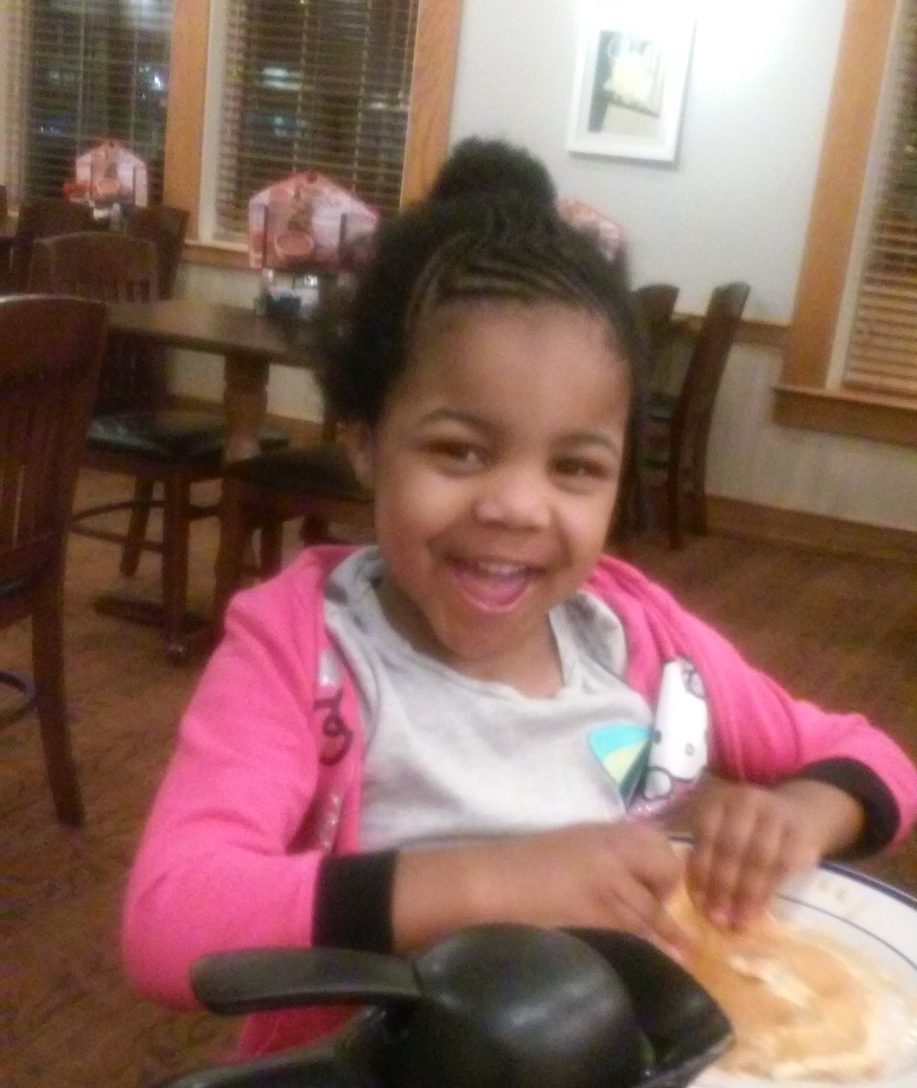 Victory Qualls Missing in Indy Age 4 061314