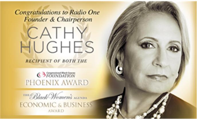 CathyHughesCongrats