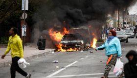 Baltimore Violence