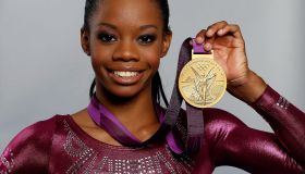 U.S. Gymnast Gabby Douglas Portrait Shoot