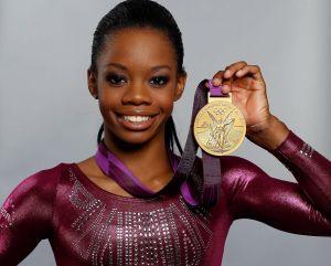 U.S. Gymnast Gabby Douglas Portrait Shoot