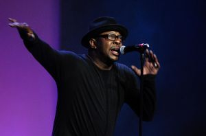 Bobby Brown In Concert