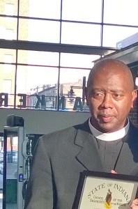 Rev. Chas Harrison