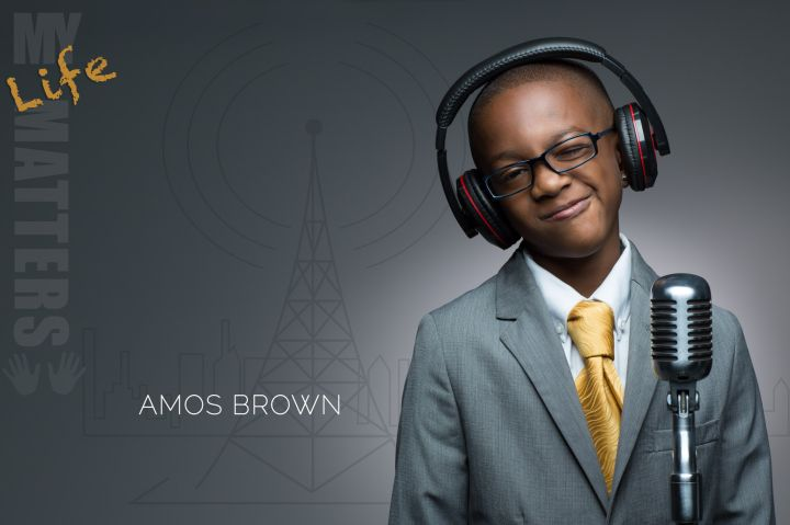 My Life Matters Photo of Amos Brown