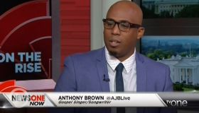 "On The Rise: Anthony Brown Talks His About New Album With Group Therapy, ""Everyday Jesus"""