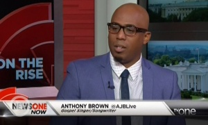 """On The Rise: Anthony Brown Talks His About New Album With Group Therapy, """"Everyday Jesus"""""""