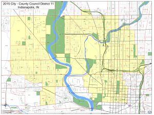 Council District 11
