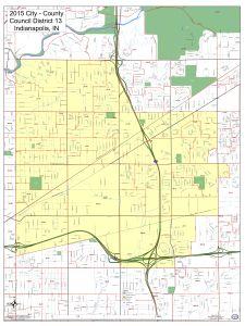 Council District 13