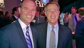 Joe Hogsett & Chuck Brewer