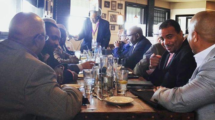 2015 Amos Mozel Fundraising Luncheon