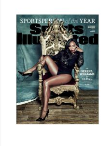Serena Williams SI's 'Sportsperson of the Year' 2015