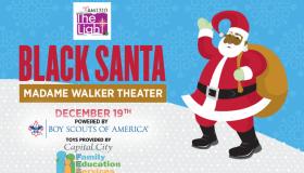 Black Santa Sponsor AM DL