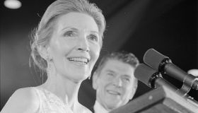 Inaugural Ball Nancy Reagan