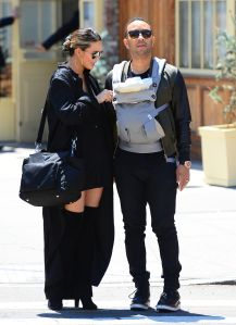 Celebrity Sightings in New York City - May 16, 2016