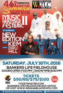 46th Annual Summer Celebration Music Heritage Festival II