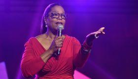 Oprah Winfrey at Essence Empowerment Experience