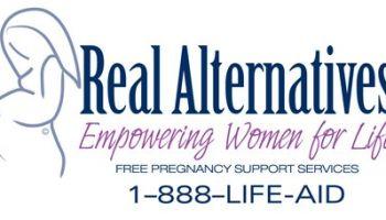 Real Alternatives logo