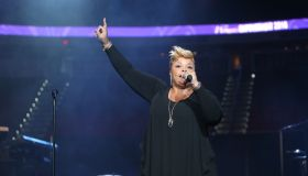 Tamela Mann at Women's Empowerment