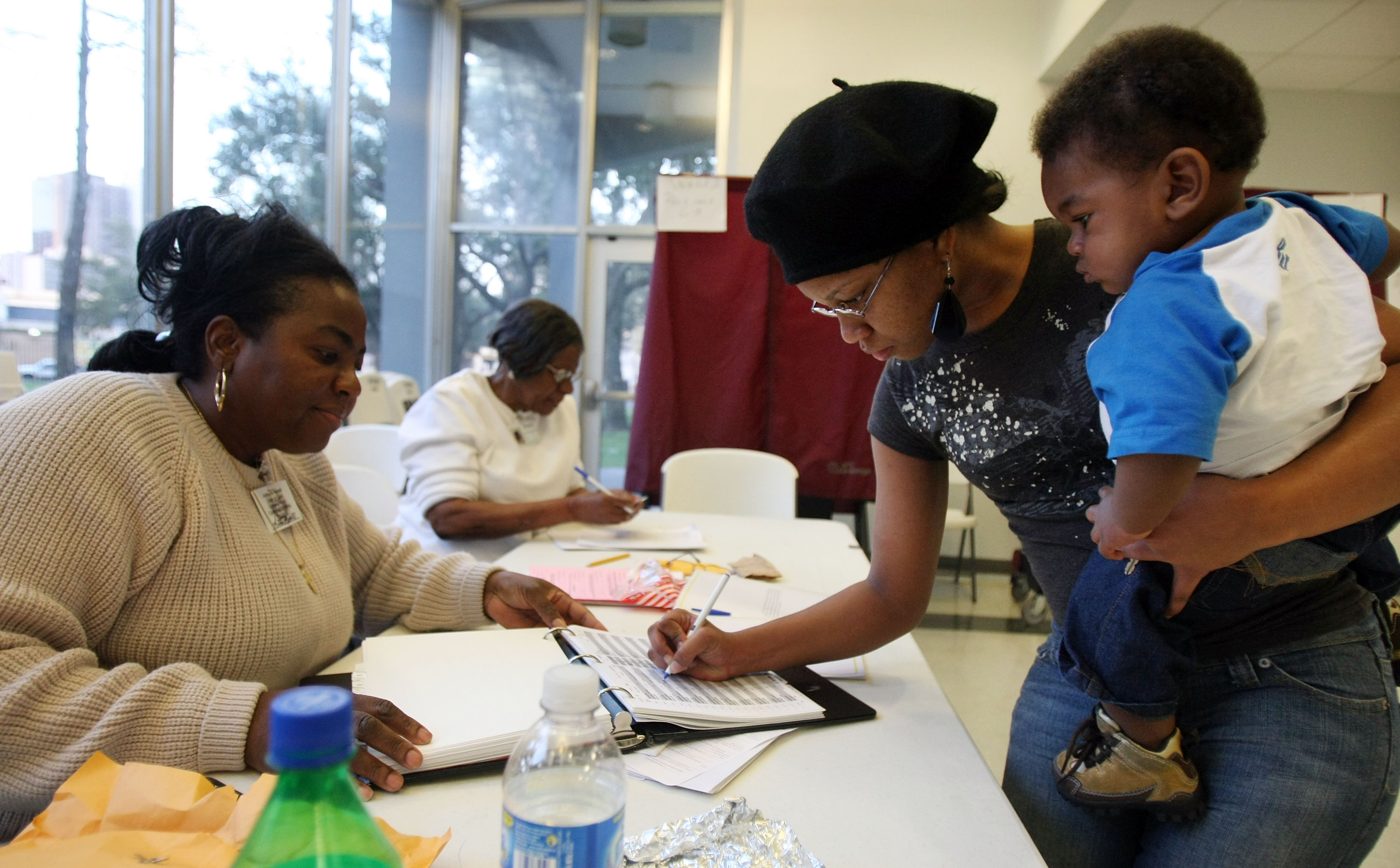 Louisiana Voters Go To The Polls For State's Primary