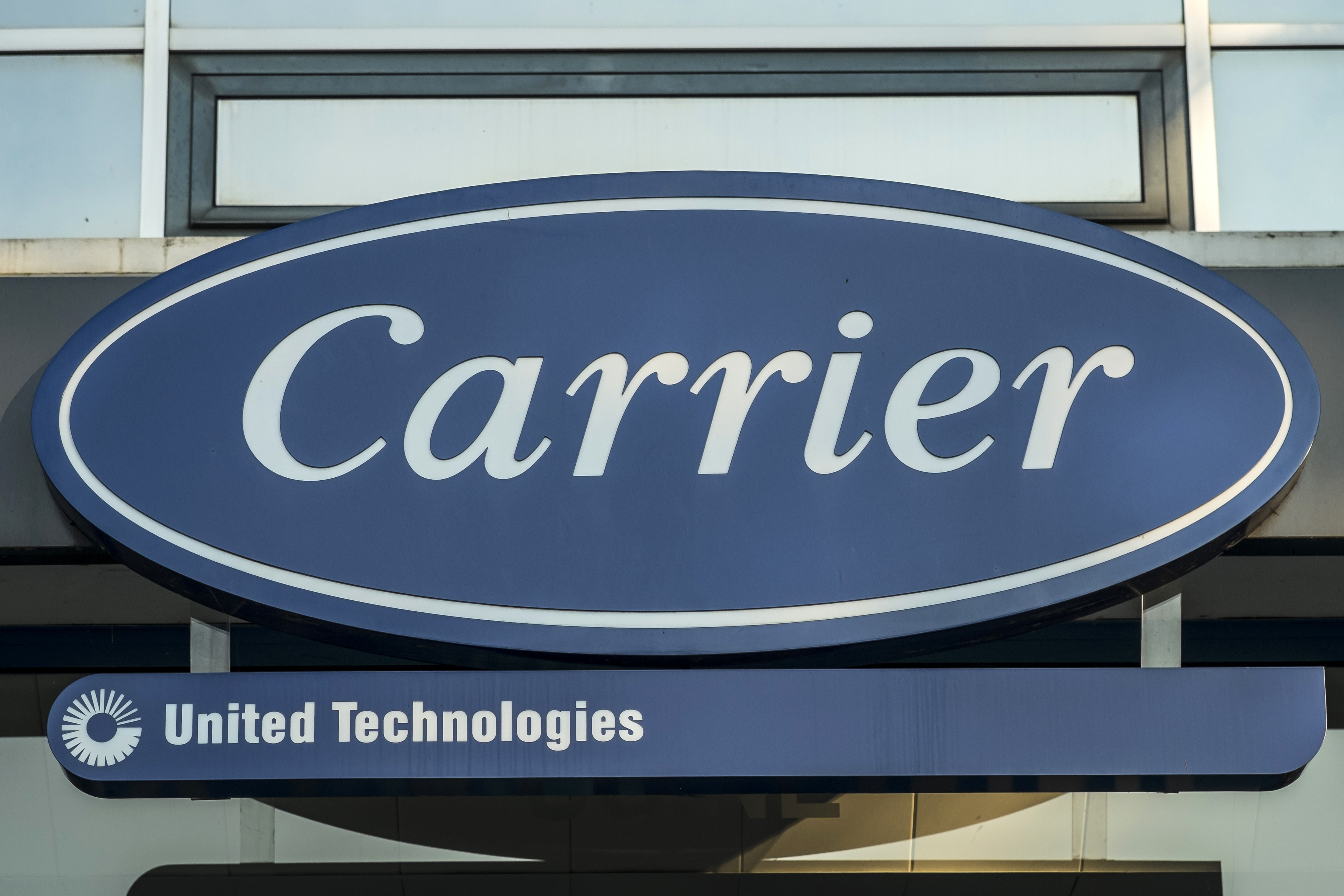 FRANCE-INDUSTRY-POLLUTION-CARRIER-LOGO