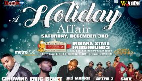Holiday Affair Concert