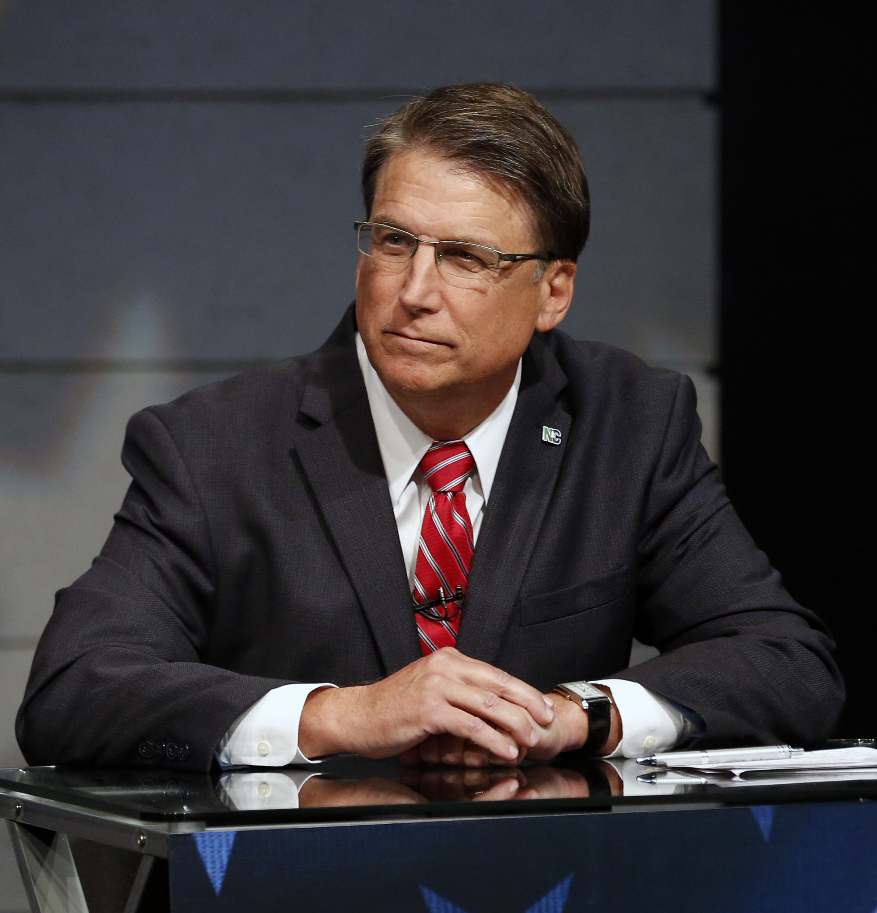 Next for North Carolina Gov. McCrory, who lost re-election bid: A meeting with Trump