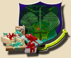 NORAD Santa Tracker Artwork