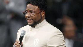 Bishop Eddie Long Discusses Sex Scandal Allegations
