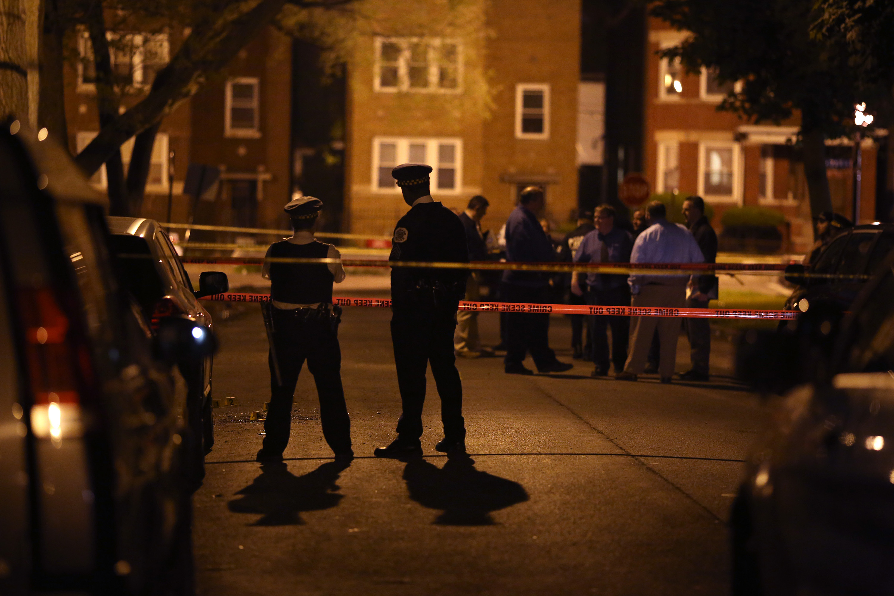 Another violent weekend in Chicago