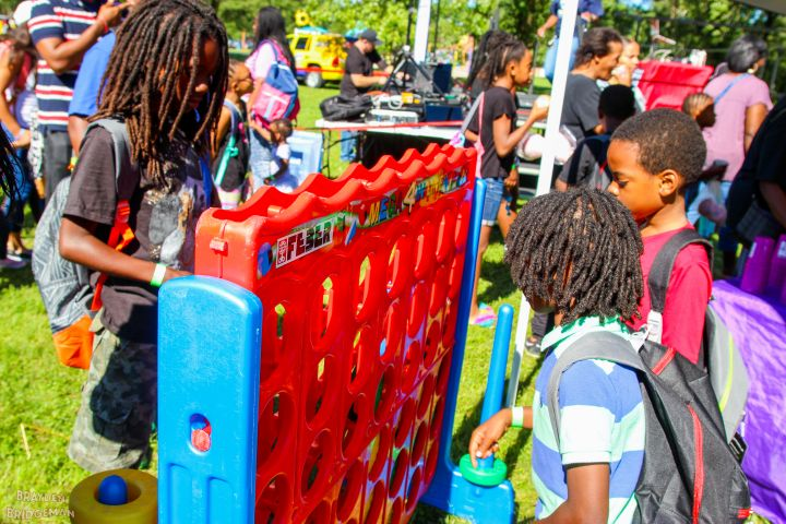 Amos Day Of Service - New Direction Church Annual Community Day 2017