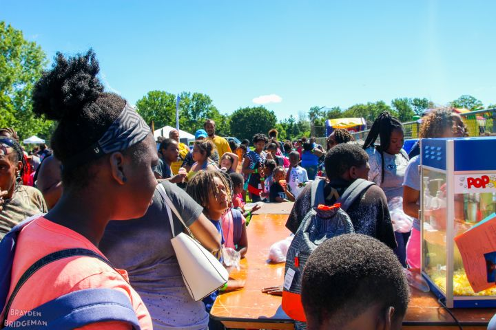 Amos Day Of Service – New Direction Church Annual Community Day 2017
