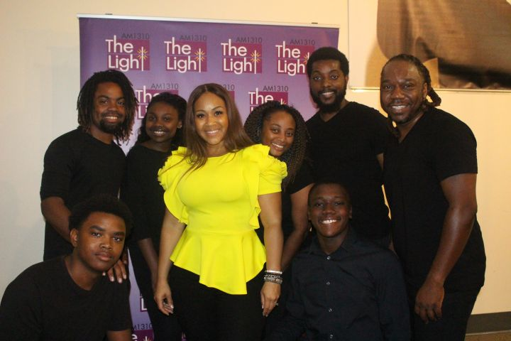 Erica Campbell M&G