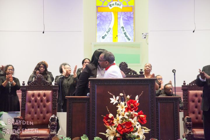 October Pastor of the Month: Bishop Larry D. Grinstead