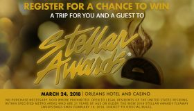 Wow 2018 Stellar Awards Flyaway