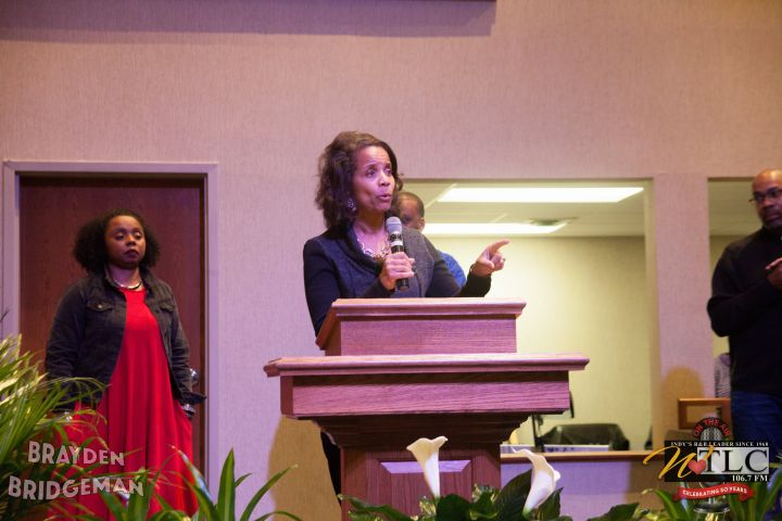 Good Friday Worship Service At New Horizon Church [PHOTOS]