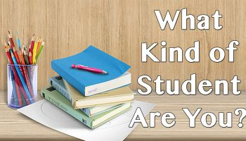 What Kind of Student Are You Quiz Graphic