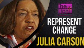 Represent Change: Julia Carson