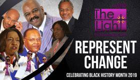 Represent Change: Praise