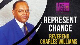 Represent Change: Charles Williams (WTLC)