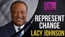 Represent Change: Lacy Johnson