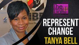 Represent Change: Tanya Bell