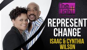 Represent Change: Isaac and Cynthia Wilson
