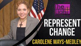 Represent Change: Carolene Mays-Medley