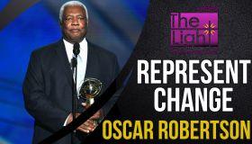 Represent Change: Oscar Robertson