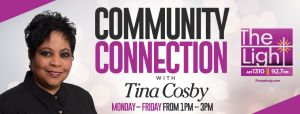 Community Connection with Tina Cosby