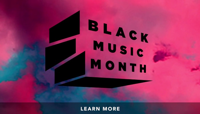 Black Music Month 2020 Graphics