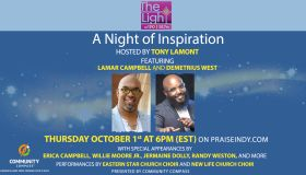 A Night of Inspiration: Radio One Indy