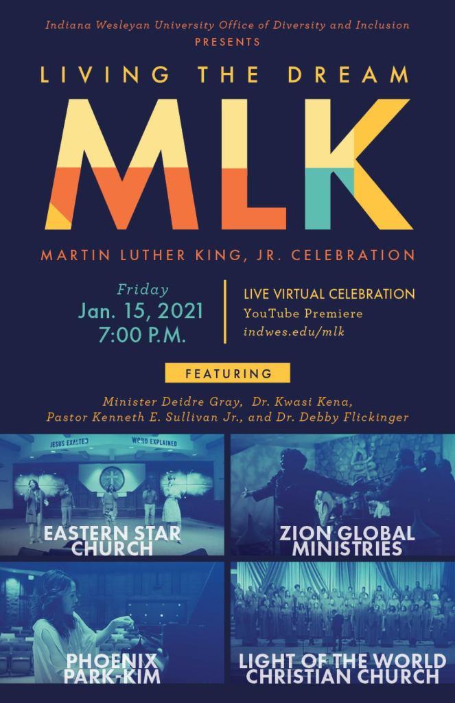 MLK celebration