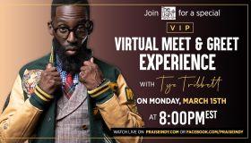 Virtual Meet & Greet Experience With Tony Lamont